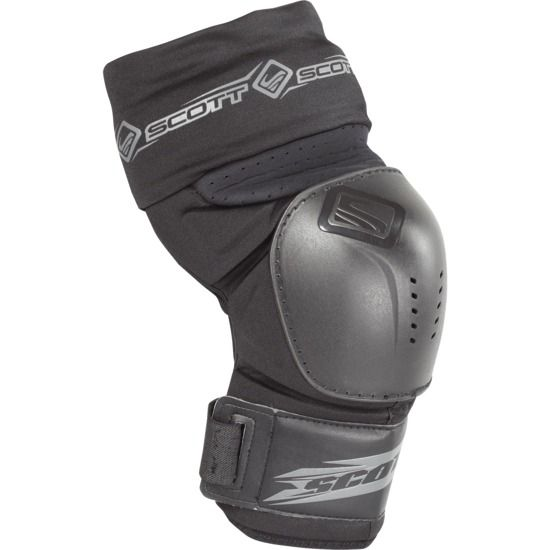 SCOTT Knee Guards O-Zero schwarz
