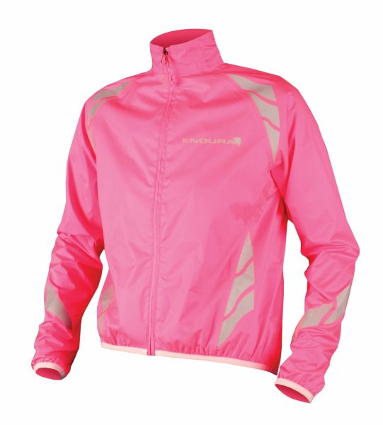 Endura Kids Luminite Jacket pink