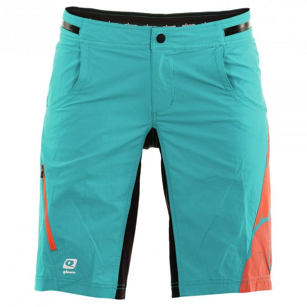 Qloom W´s Narooma shorts w innersh blau