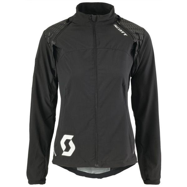 Jacket W\'s Windbreaker Scott TR 2 in 1 black