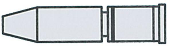 Kettennietstifte Schwarz 3 Stück Für Hg+ig, Nicht Hg 9-Fach