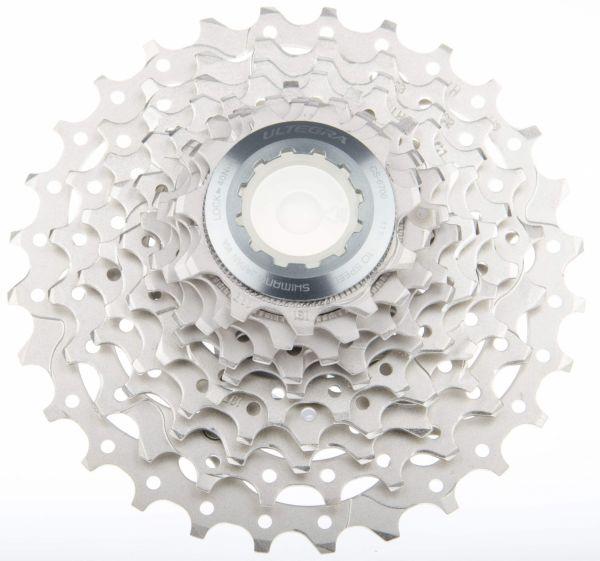 Shim Kassette Ultegra CS6700 11-28 10f silber