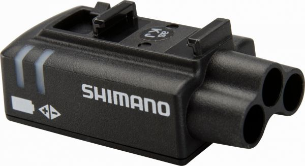 Shimano Verteiler 3port Di2 Dura Ace schwarz