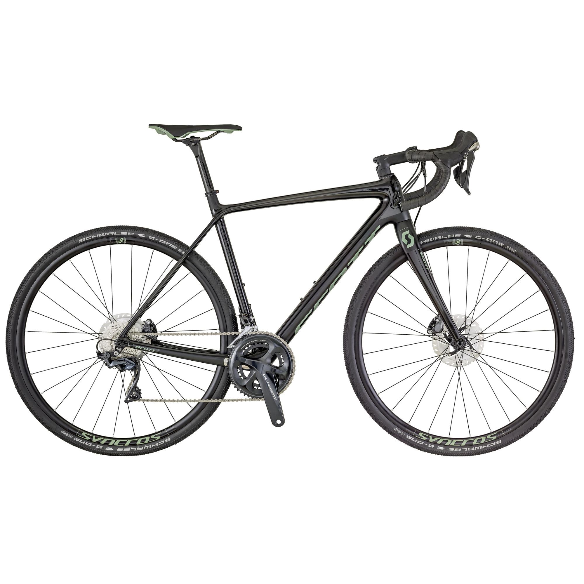Scott AS 30 Fahrrad Überschuhe schwarz 2018
