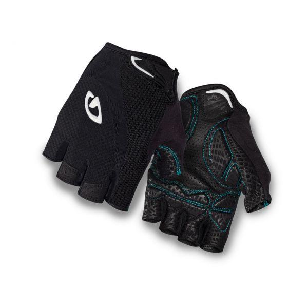 Giro Gloves Monica schwarz/weiß