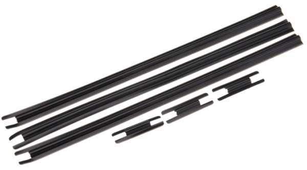 Kabelgehäuse Für Ew-Sd50 Di2 (11) 3x300mm/3x50mm Schwarz