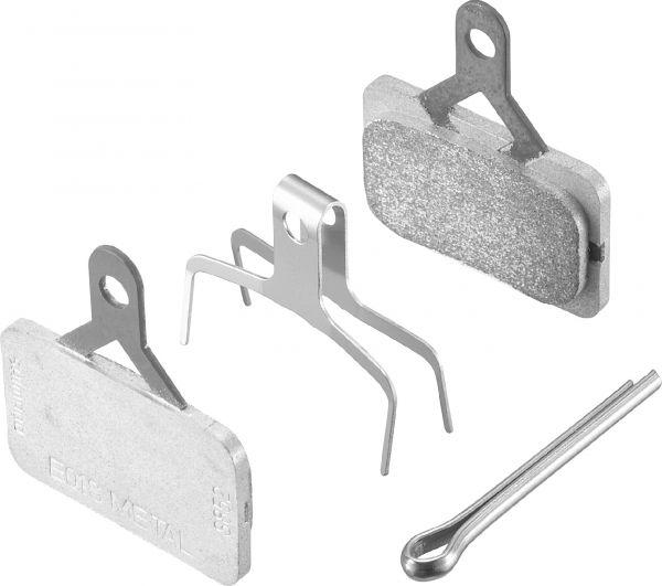 Bremsbelag-Metal E01s M.feder U. Sicherungsclip