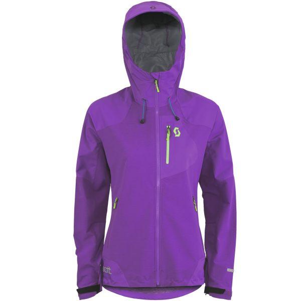 Jacket W\'s Scott Muir purple